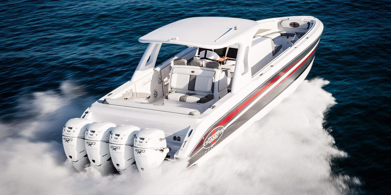 US outboard engine sales reached a 12-year high in 2018