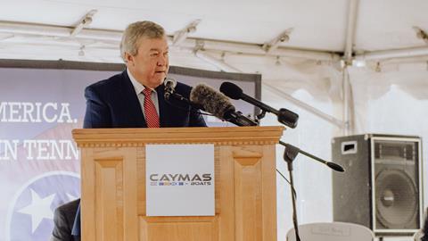 Caymas Boats Earl Bentz Interview International Boat