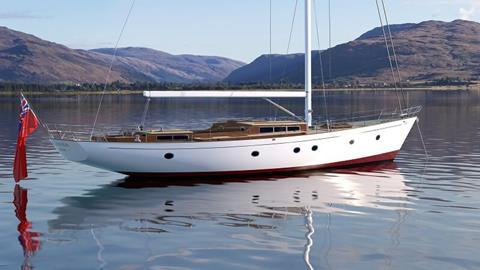 Discovery undertook a crowdfunding initiative to help fund its new Britannia 74 project