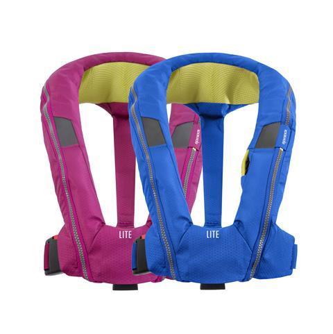 Spinlock lifejackets