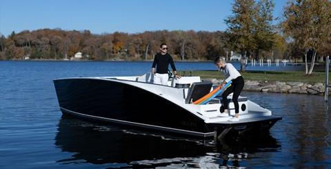 ELUX Marine launches electric pontoon boat | News