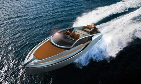 The F-Line 33 is Fairline's new express cruiser