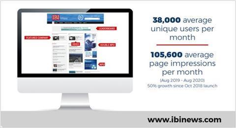 IBI website