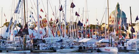 Annapolis Boat Show 2020.United States Sailboat Show Annapolis Event