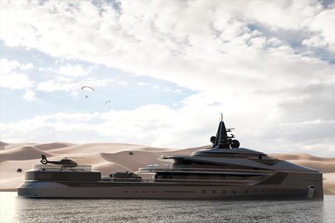 Oceanco Unveils New Explorer Sy Concept In Dubai News