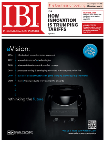 IBI magazine cover OctNov